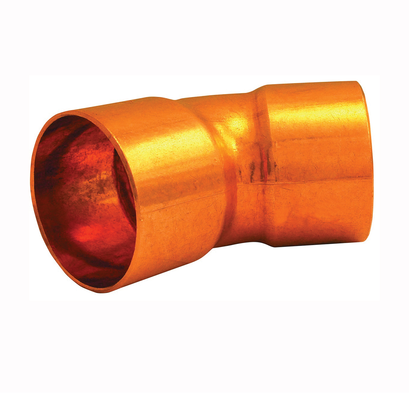Picture of EPC 31090 Pipe Elbow, 3/8 in, Compression, 45 deg Angle, Wrot Copper