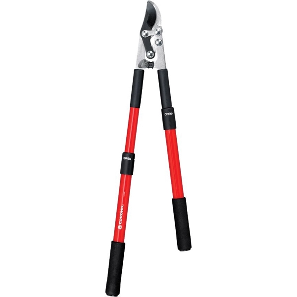 Picture of CORONA CLIPPER FL 3470 Bypass Lopper, 1-1/2 in Cutting Capacity, Resharpenable Blade, Carbon Steel Blade