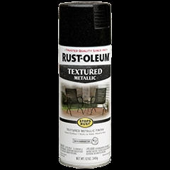 Picture of RUST-OLEUM STOPS RUST 252304 Textured Spray Moonlight Copper, Solvent-Like, Moonlight Copper, 12 oz, Aerosol Can