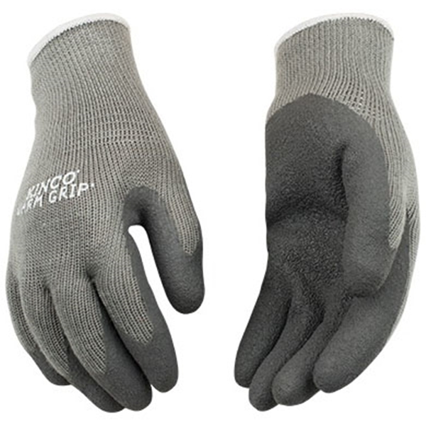 Picture of Warm Grip 1790W-M Protective Gloves, Women's, M, Knit Wrist Cuff, Acrylic, Gray