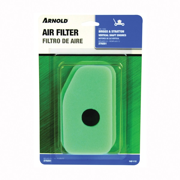 Picture of ARNOLD BAF-112 Replacement Air Filter, Foam Filter Media