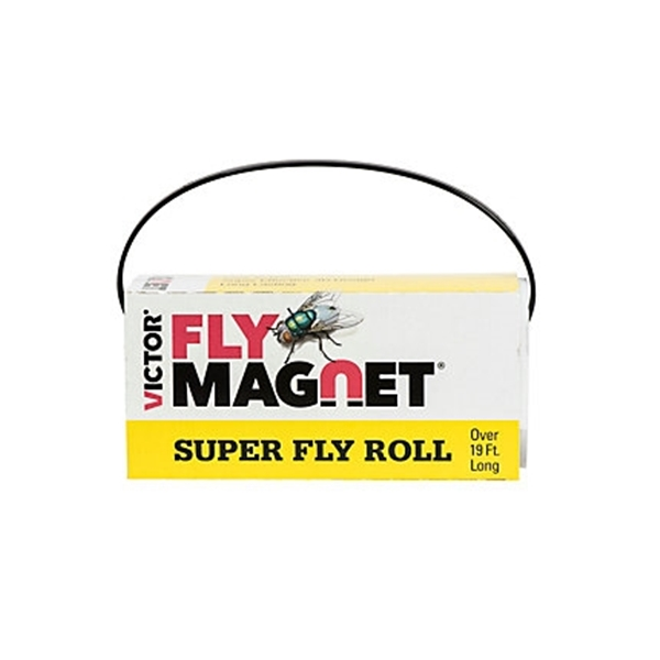 Picture of Victor Poison-Free M521 Fly Roll, Solid