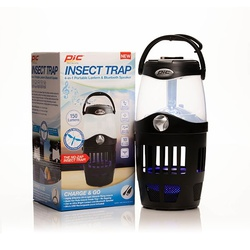 Picture of Pic OUT-LAN Insect Trap Lantern with Bluetooth Speaker