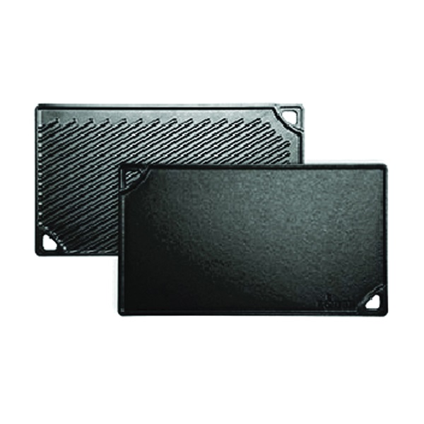 Picture of Lodge LDP3 Griddle, Iron, Black