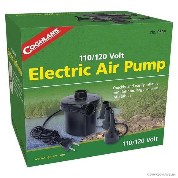 Picture of COGHLAN'S 0809 Electric Air Pump, 0.49 psi Max Pressure