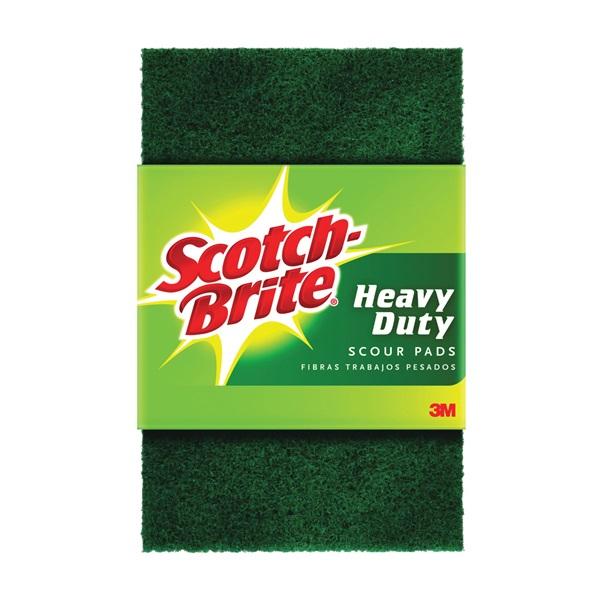 Picture of Scotch-Brite 220-8-3M Scouring Pad, 6 in L, 9 in W