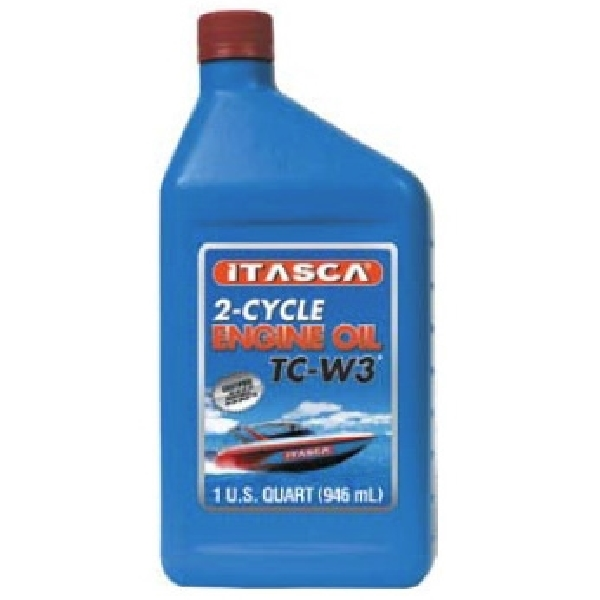 Picture of ITASCA 702196 Motor Oil, 1 qt Package
