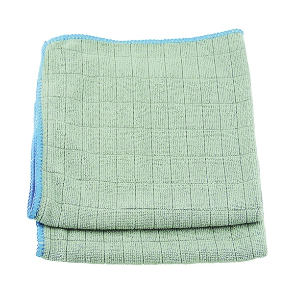 Picture of Unger 966910 Microfiber Cloth Towel, 12 in L, 12 in W, Microfiber Cloth, 2, Pack