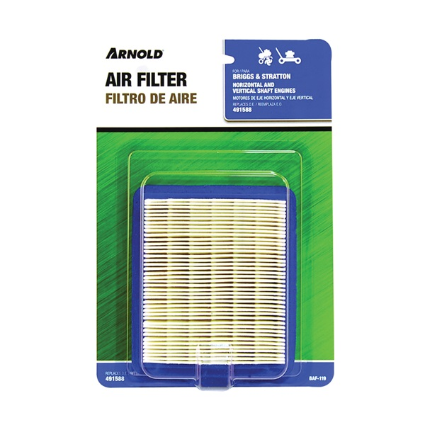 Picture of ARNOLD BAF-119 Replacement Air Filter, Paper Filter Media