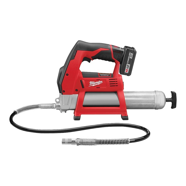Picture of Milwaukee M18 2446-21XC Grease Gun Kit, 8000 psi Pressure