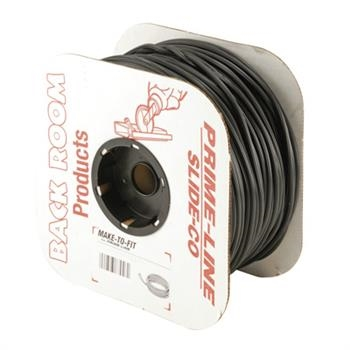 Picture of Make-2-Fit P 7946 Screen Retainer Spline, 500 ft L, Vinyl, Black, Round