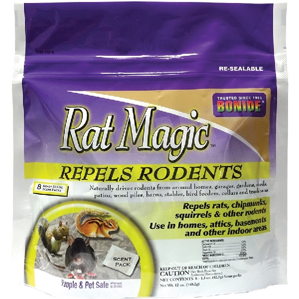 Picture of Rat Magic Garden Naturals 8636 Rodent Repellent, Ready-to-Use