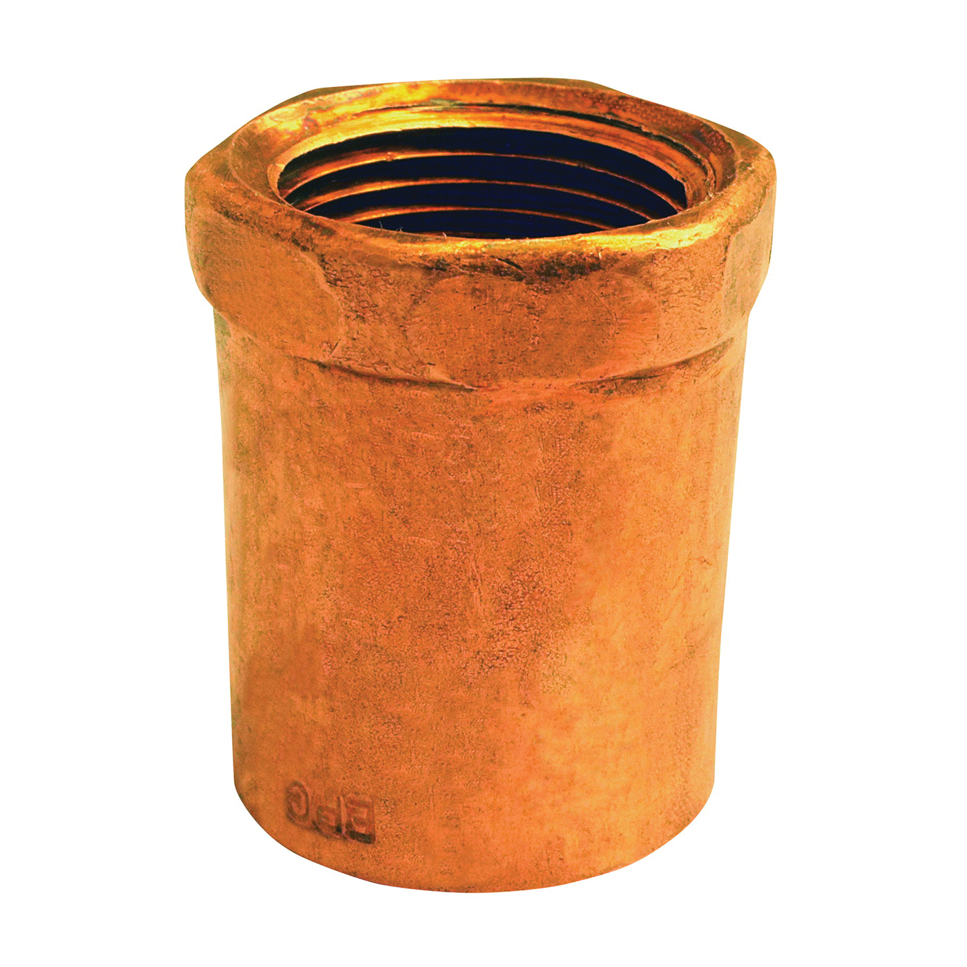 Picture of EPC 103R Series 30166 Reducing Adapter, 1 x 3/4 in, Sweat x FNPT, Copper