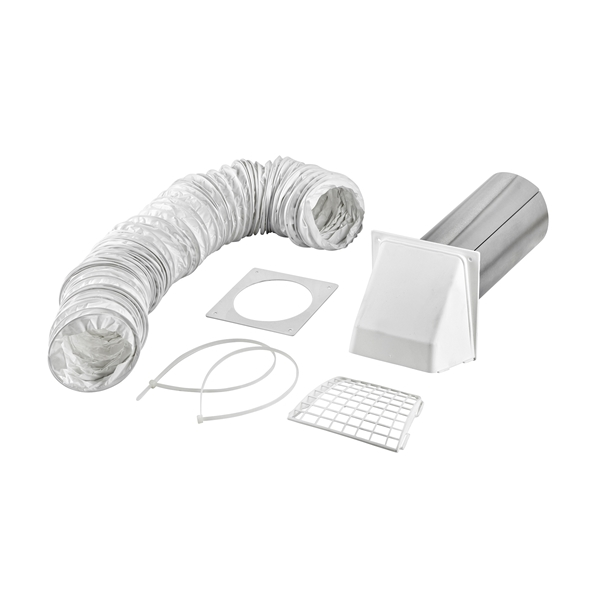Picture of Lambro 1312W Vent Kit, Preferred Hood, 5-Piece, Bag
