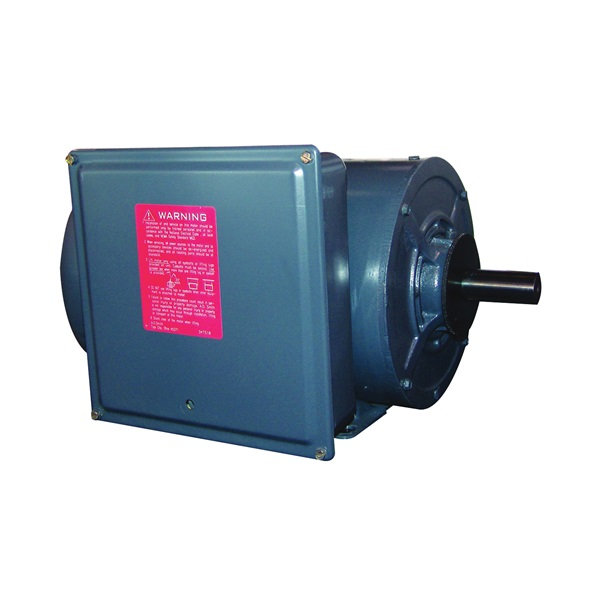 Picture of Century Farm Rated K208M2 Electric Motor, 5 hp, 1 -Phase, 230 V, 1-1/8 in Dia x 2-3/4 in L Shaft, Ball Bearing