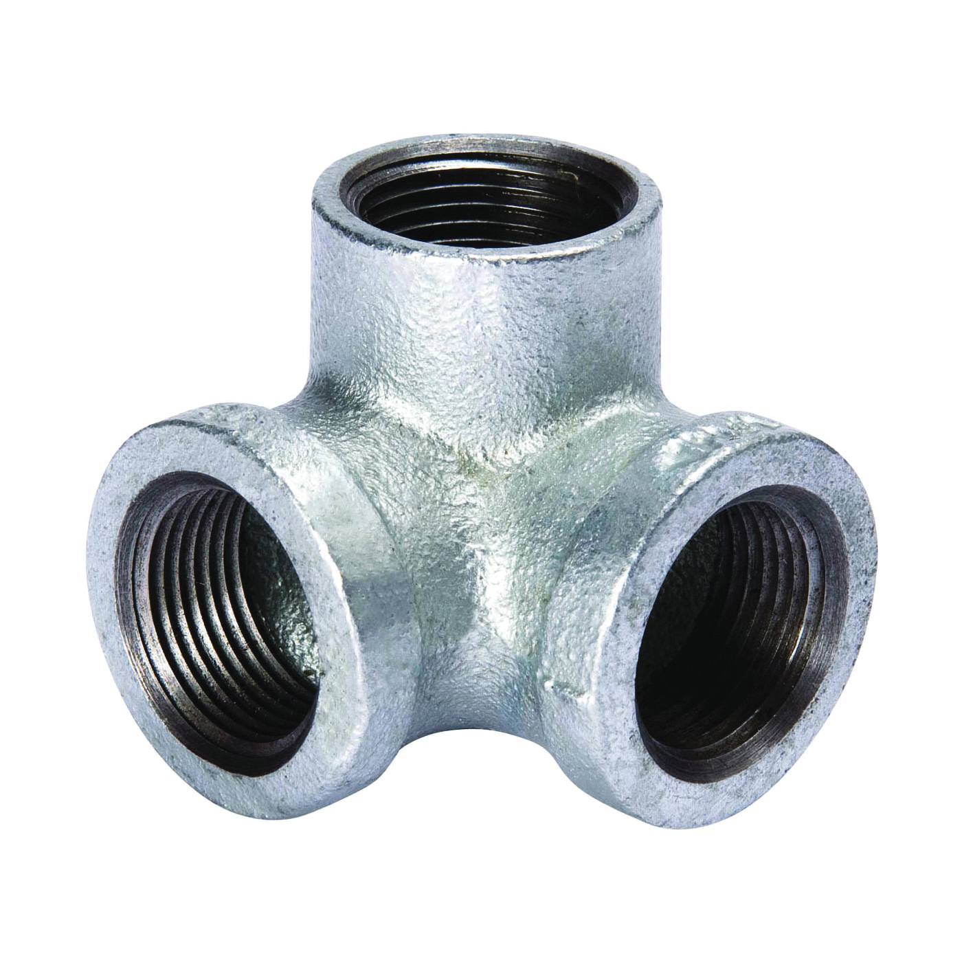 Picture of B & K 510-804HN Pipe Elbow, 3/4 in, Threaded, 90 deg Angle, 300 psi Pressure