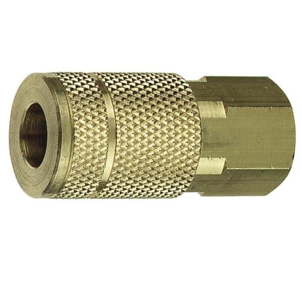Picture of Forney 75222 Coupler, 1/4 in, FNPT, Brass
