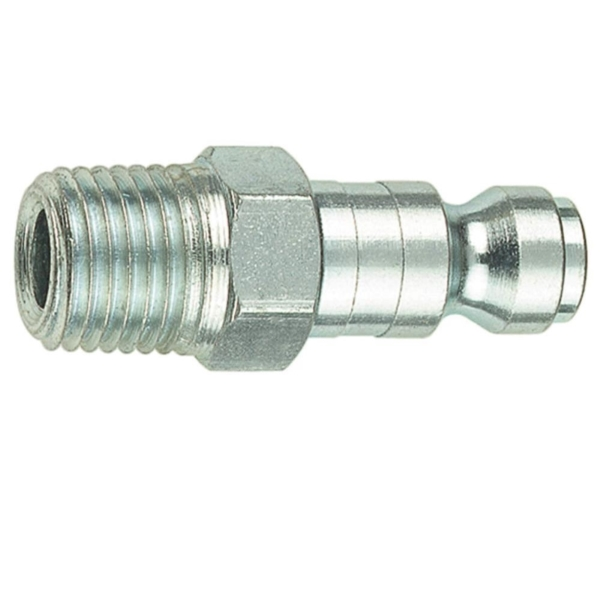 Picture of Forney 75215 Plug, 1/4 in, MNPT, Steel