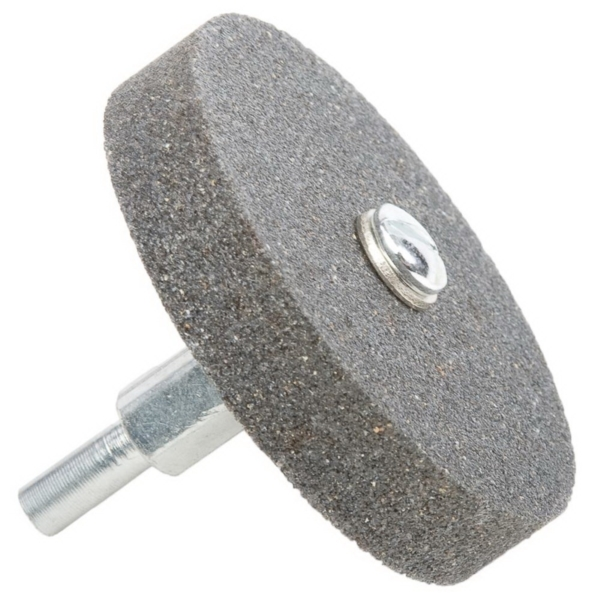 Picture of Forney 72417 Grinding Wheel, 2-1/2 in Dia Cutting, Aluminum Oxide Cutting Edge