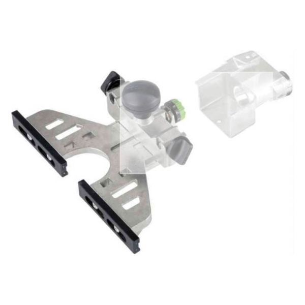 Picture of Festool SA-OF 1400 Series 492636 Side Fence, Parallel, Aluminum, For: OF 1400 Router