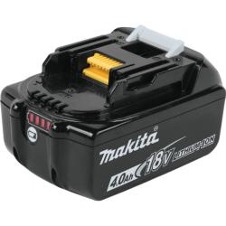 Picture of Makita XT269M 2-Tool Combo Kit, 2 -Tool, Tools Included: Driver Drill, Impact Driver, Battery Included: Yes