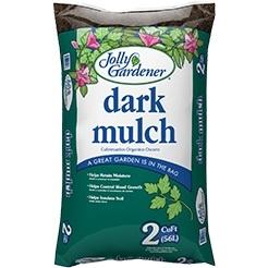 Picture of Jolly Gardener 52058034 50/P Dark Bark Mulch, Brown, 2 cu-ft Package, Bag
