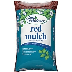 Picture of Jolly Gardener 52058026 65/P Mulch, Red, 2 cu-ft Package, Bag