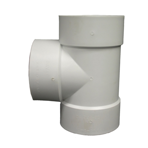 Picture of ADS 3000 36-1083TW Pipe Tee, 4 in, HDPE