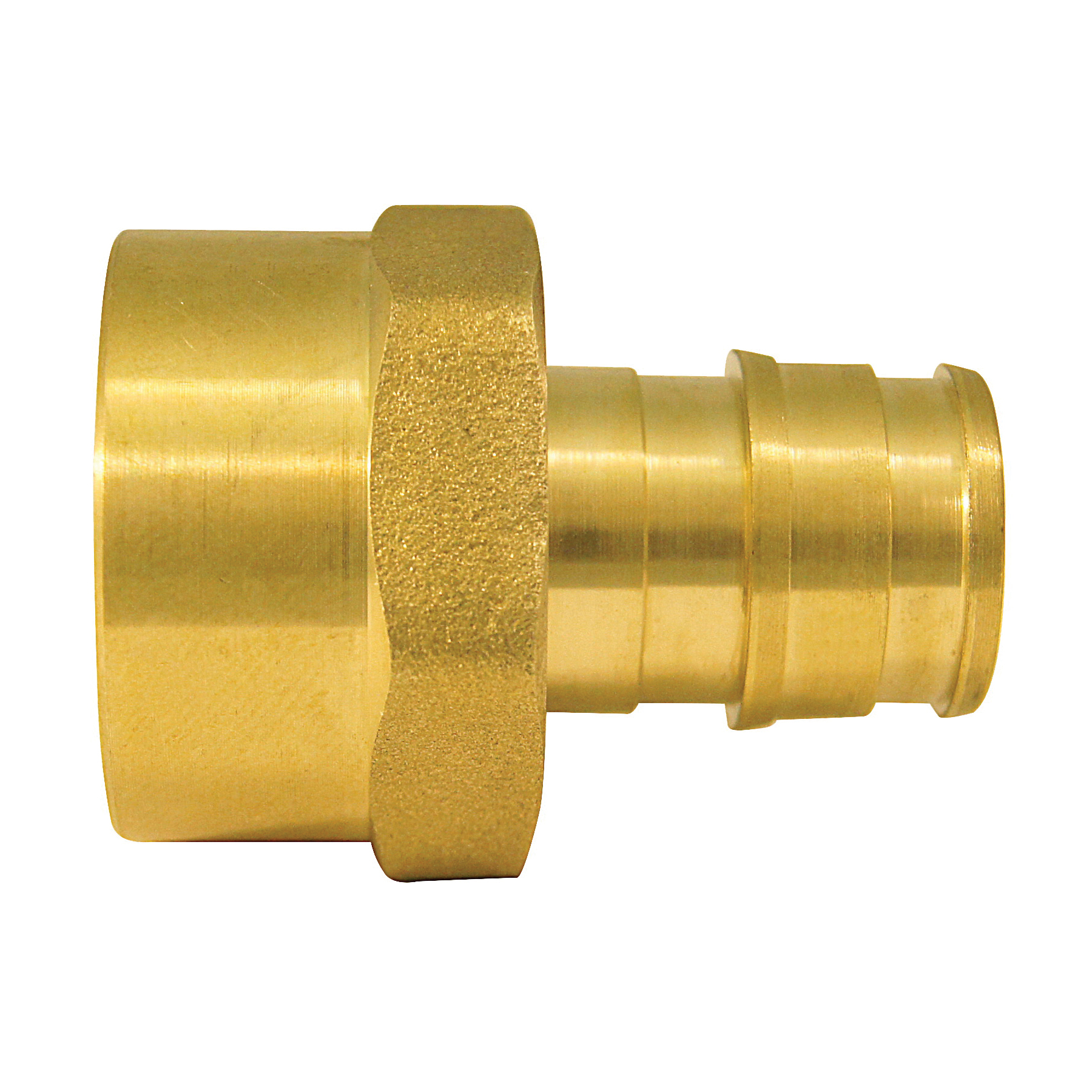 Picture of Apollo ExpansionPEX EPXFA1210PK Pipe Adapter, 1/2 in, Barb x FPT, Brass, 200 psi Pressure