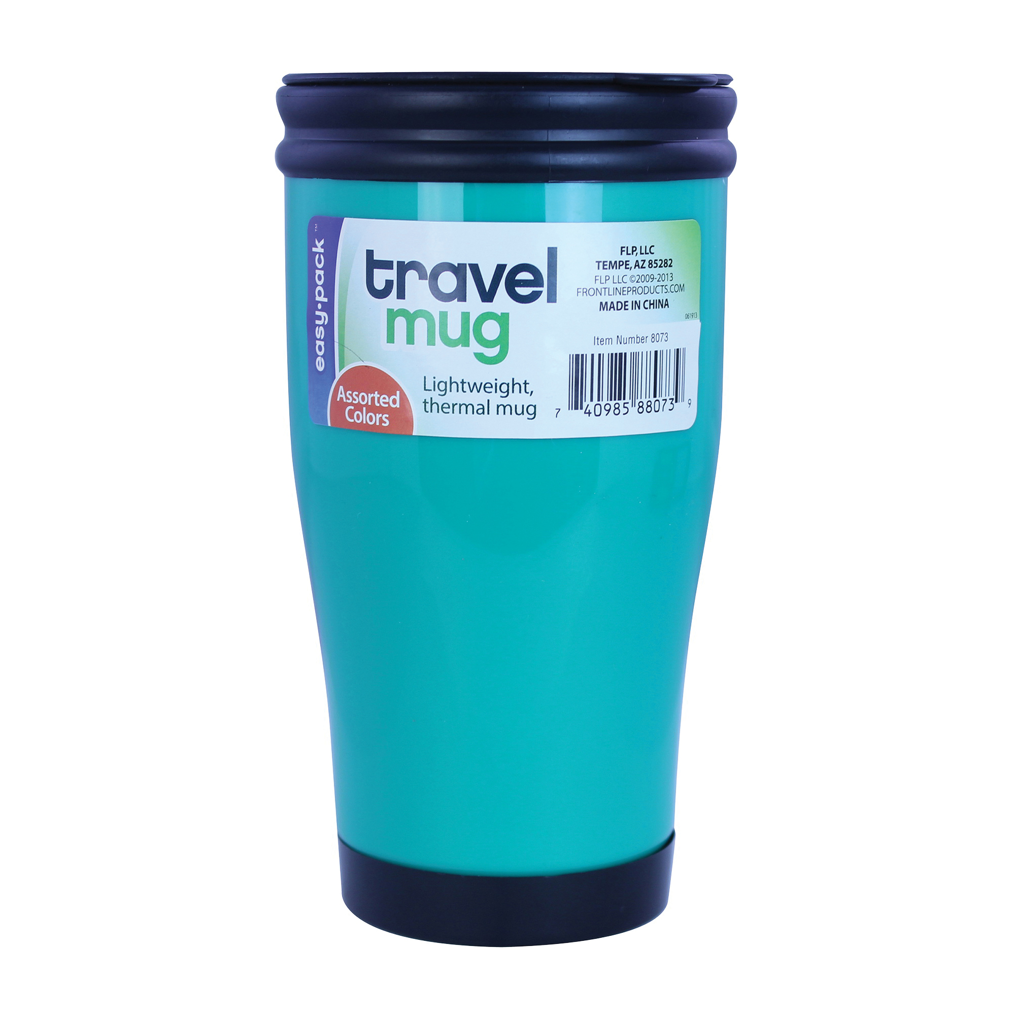 Picture of FLP 8073 Travel Mug, 15 oz Capacity, 6, Pack