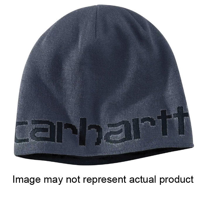 Picture of Carhartt 100137-323 Reversible Hat, Greenfield, Men's, One-Size, Acrylic, Brite Lime