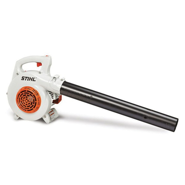 Picture of STIHL BG 50 Handheld Blower, Gasoline, 27.2 cc Engine Displacement, 412 cfm Air, Gray/Orange