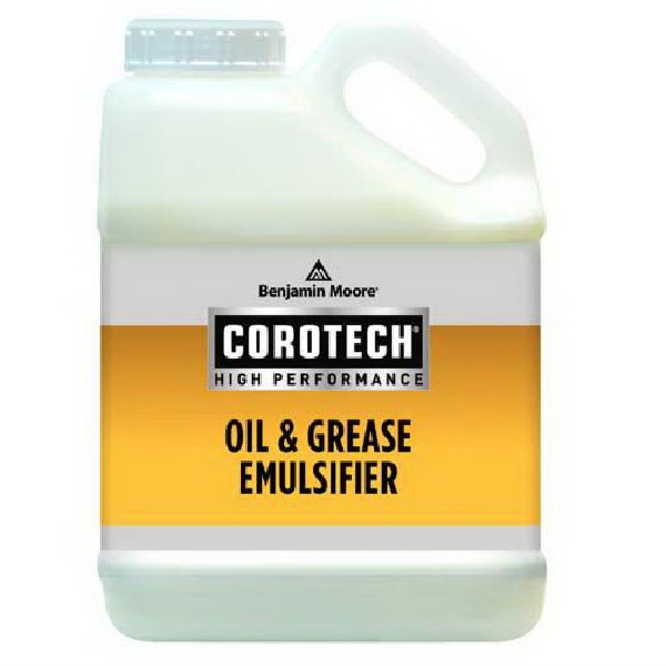 Picture of INSL-X Corotech V600.00.1 Oil and Grease Emulsifier, 1 gal Package, Can, Liquid, Little or No Odor, Clear