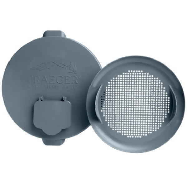Picture of Traeger BAC370 Pellet Storage Lid and Filter Kit