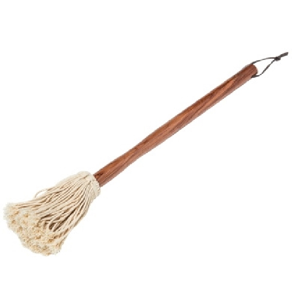 Picture of Traeger BAC428 BBQ Sauce Mop, Rosewood Handle