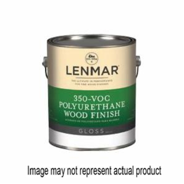 Picture of Lenmar 1Y.356.1 Floor Finish Sealer, Liquid, Clear, 1 gal, Can