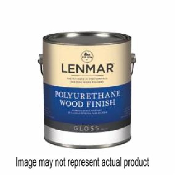 Picture of Lenmar 1Y.617.4 Floor Finish Sealer, Liquid, Clear, 4 gal, Can