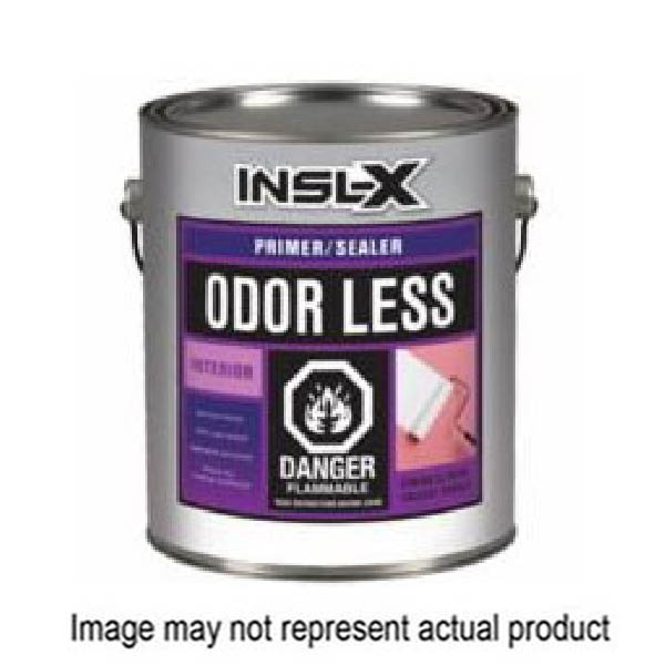 Picture of INSL-X NO4000099-04 Primer, Flat, White, 4 gal, Pail
