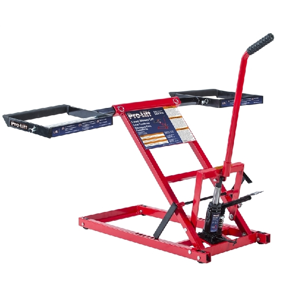 Picture of Pro-Lift T-5355A Lawn Mower Lift, 23 in Lift, 550 lb, Steel