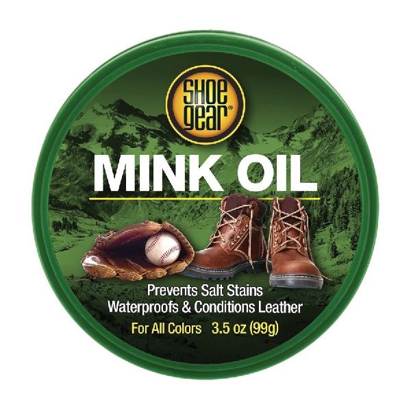 Picture of Shoe Gear 4418-3 Mink Oil, Liquid, 3.5 oz