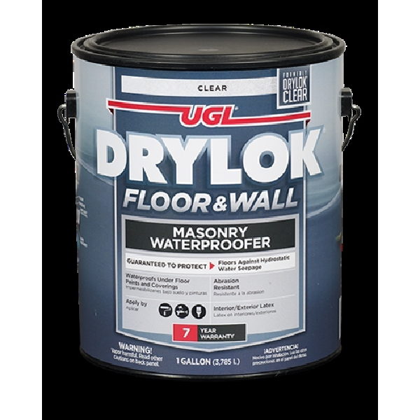 Picture of UGL DRYLOK 20913 Masonry Waterproofer, Milky White, 1 gal Package, Can