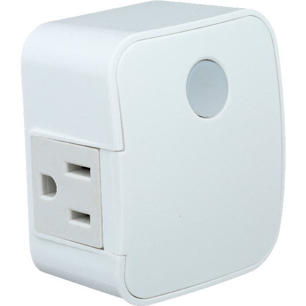 Picture of AmerTac RFK1600LC Indoor Wall Switch, 15 A, 1875 W, White