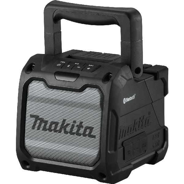 Picture of Makita XRM08B Jobsite Speaker, Bare Tool, 12 to 18 V Battery, Battery Included: No