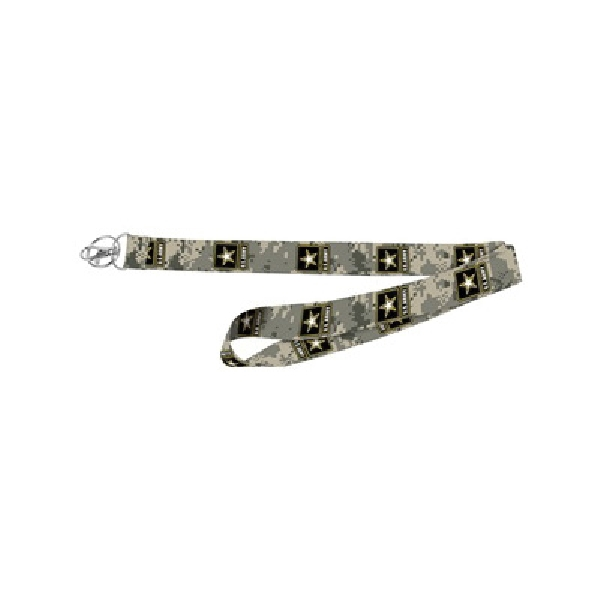 Picture of HY-KO 2GO LAN-119 Lanyard, 1 in W, Nylon, Clip End