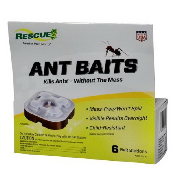 Picture of RESCUE AB6-BB4 Ant Bait, Gel, 1.92 oz Package