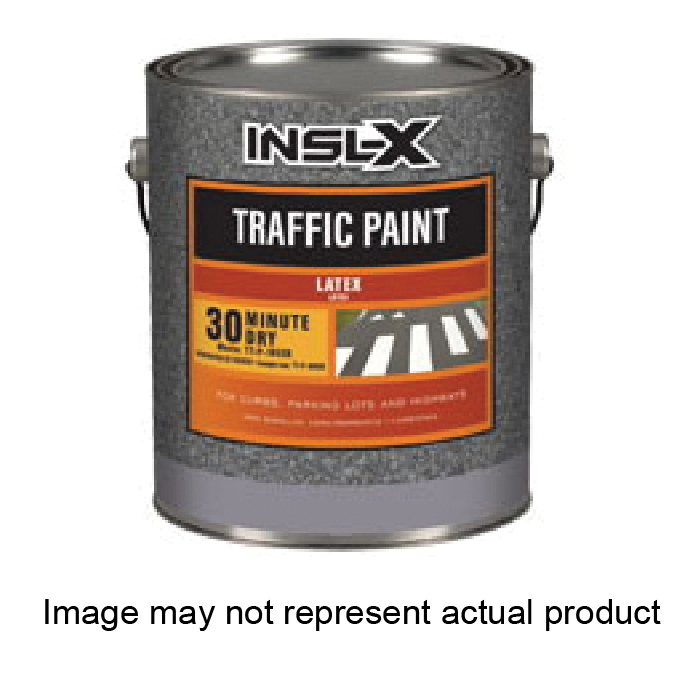 Picture of INSL-X TP-2224 Traffic Paint, Flat, Yellow