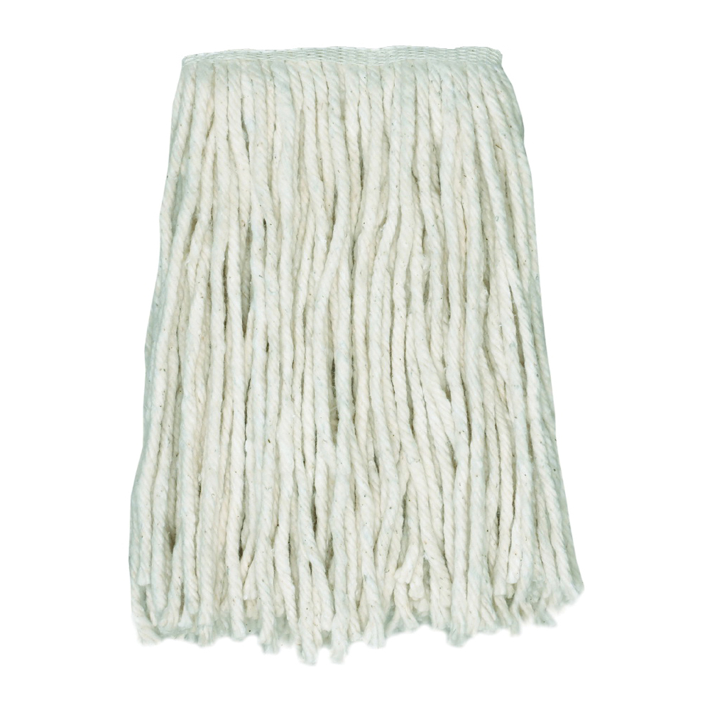 Picture of CONTINENTAL COMMERCIAL CHOICE A937114 Mop Head, 1-1/4 in Headband, Cotton, Natural