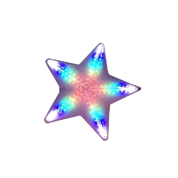 Picture of Santas Forest 57301 Star Light, 19-1/2 in L, LED Bulb