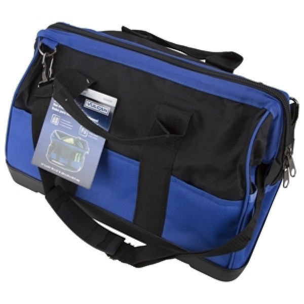 Picture of Vulcan JL-89022P Contractor Tool Bag, 9-1/2 in W, 17 in D, 12 in H, 22 -Pocket