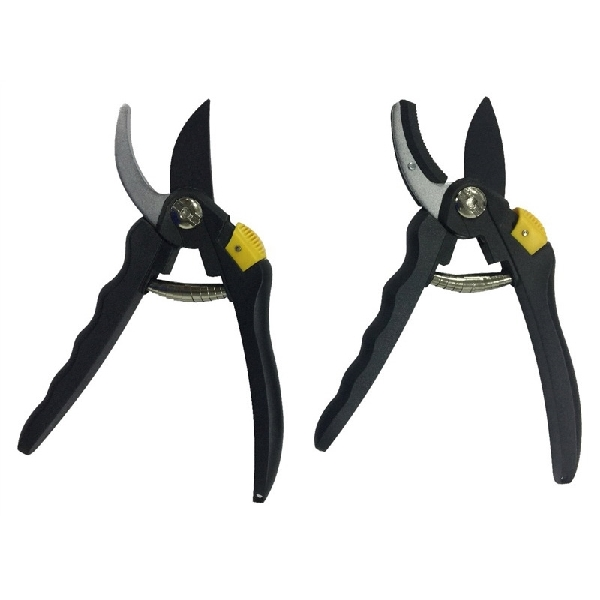 Picture of Landscapers Select GP1120 Pruning Shear Set, 1/2 in Cutting Capacity, Steel Blade, Plastic Handle